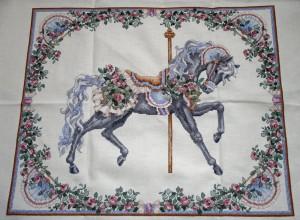 Spring Carousel Horse