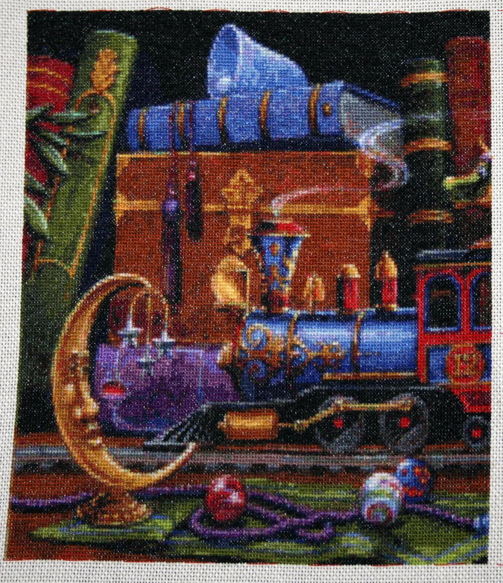 Train of Dreams 11th June