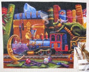 Train of Dreams 16 July