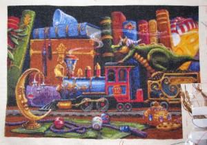 Train of Dreams 5th Aug