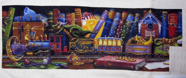 Train of Dreams 16th Jan
