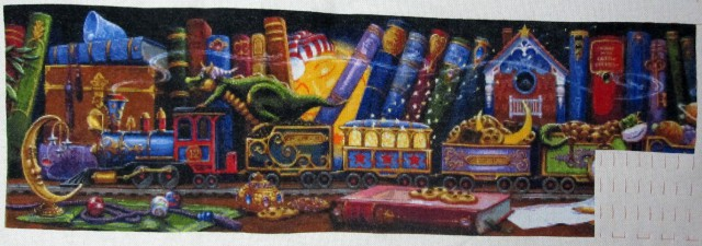 Train of Dreams 26th Jan