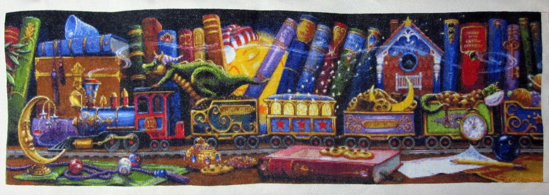 Train of Dreams 4th Feb