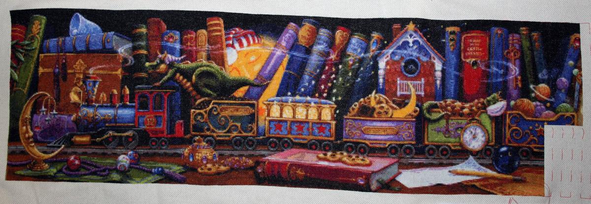 Train of Dreams 17th Feb