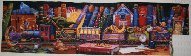 Train of Dreams 24th Feb