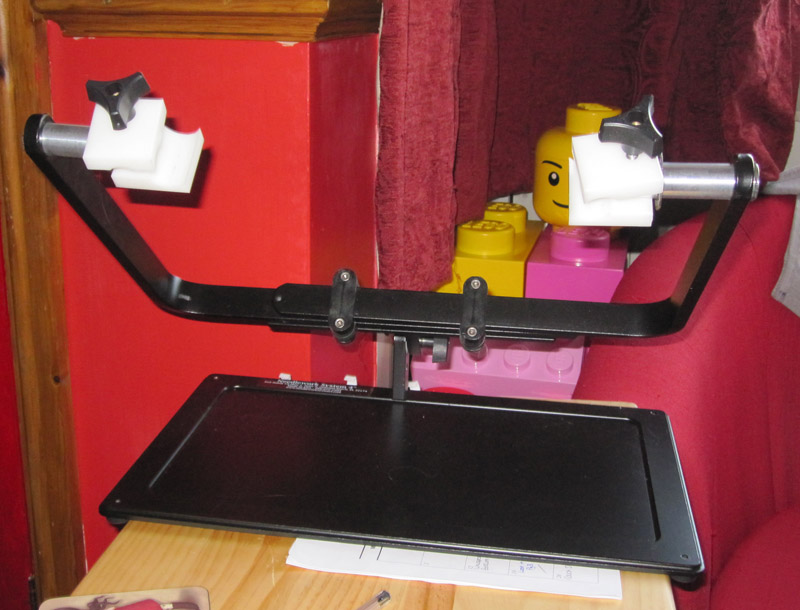 System 4 Lapstand