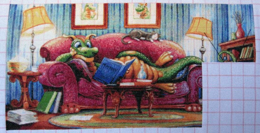 Couch Dragon 11th November