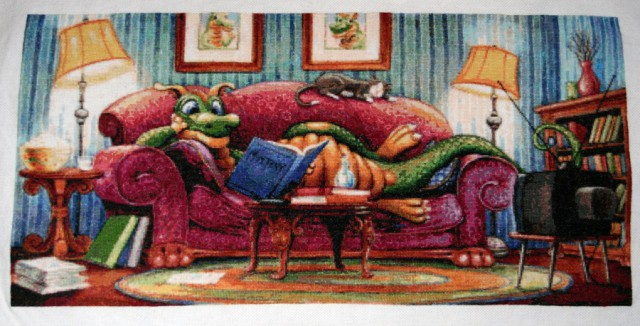 Couch Dragon 17th November
