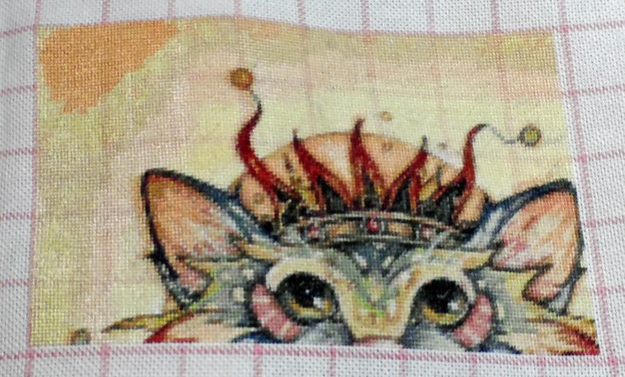 Quick Stitch Arthur 051213
