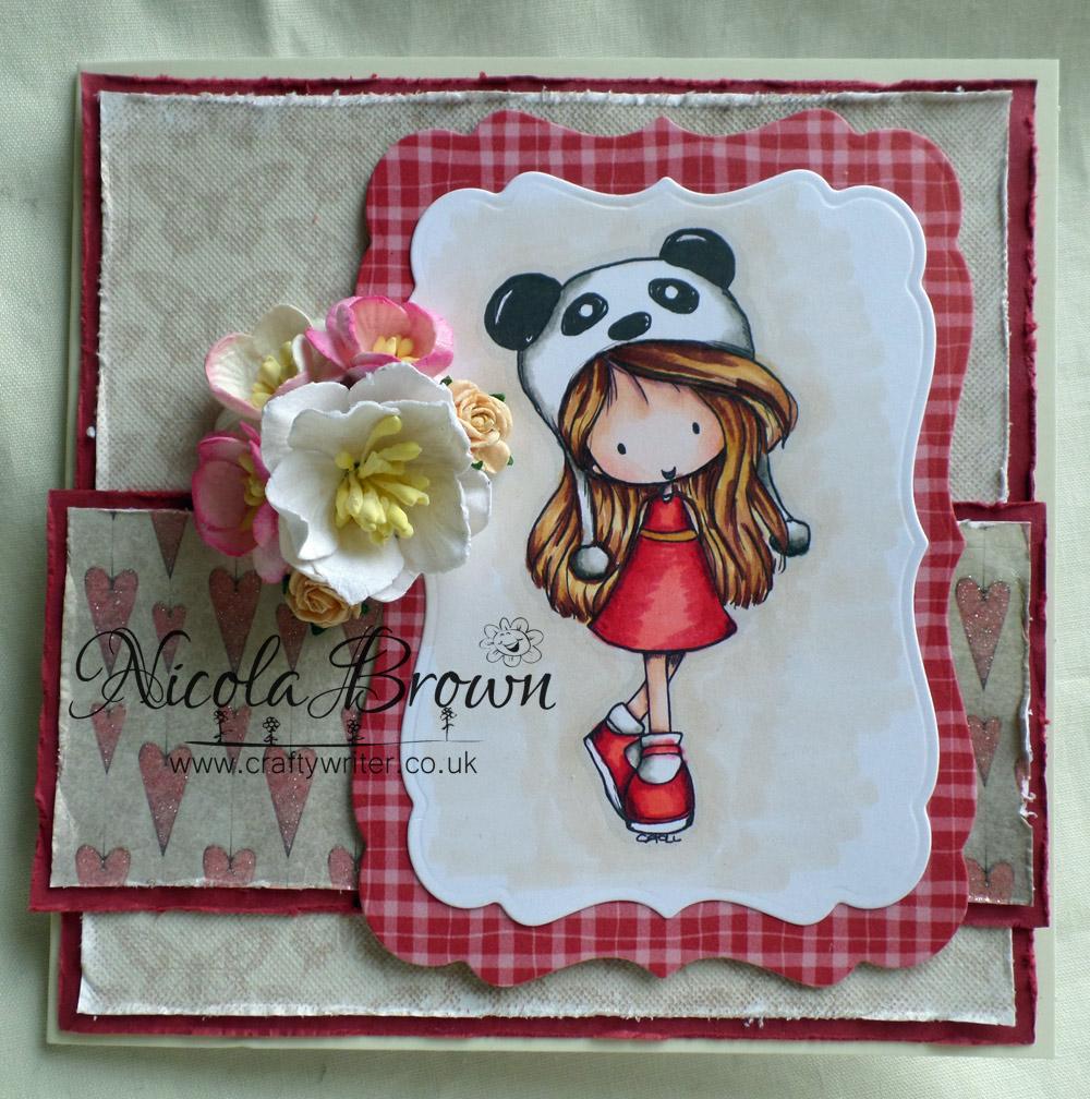 Beary Sweet card