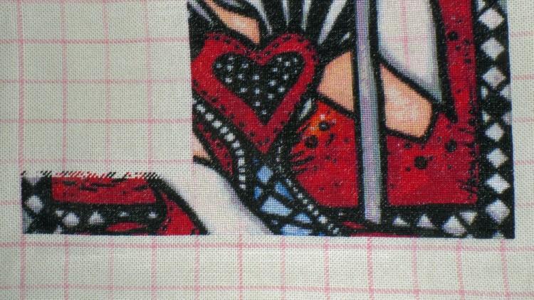 QS Queen of Hearts 8th November