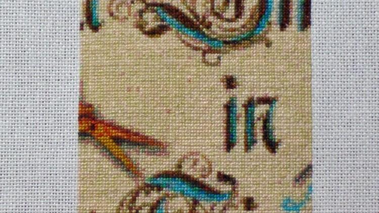 A Stitch In Time 21st February