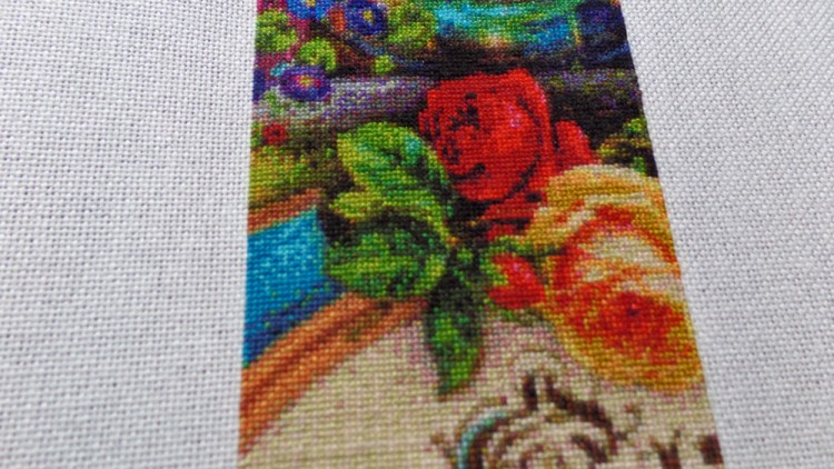 A Stitch In Time page 15 detail