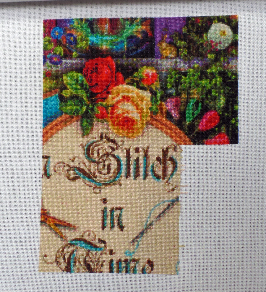 A Stitch in Time 29th April 2016