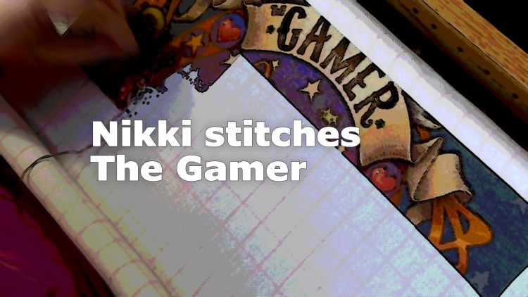 Stitching The Gamer Video