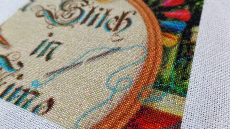 A Stitch In Time 26th May closeup