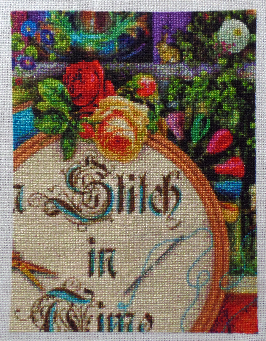 A Stitch In Time 26th May