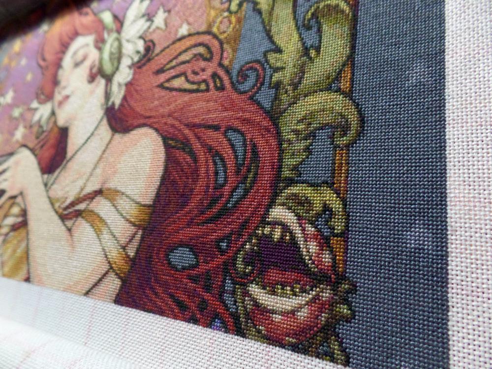Gamer Nouveau 22nd December closeup