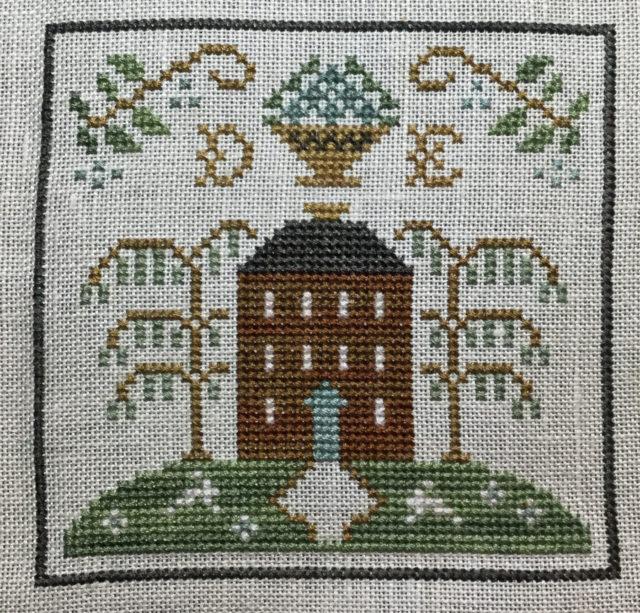 DE House - Sampler house series