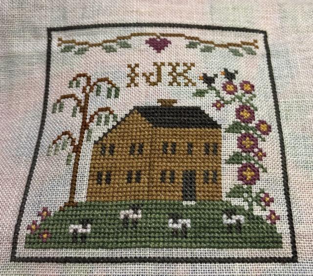 IJK House - Sampler House Series