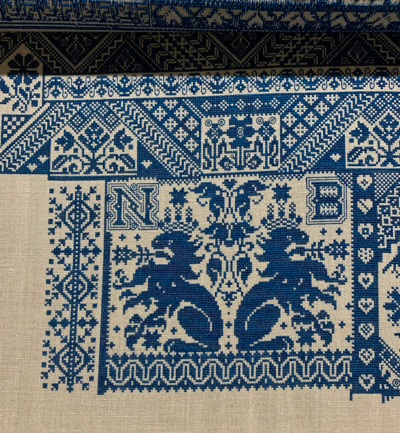 Death By Cross Stitch page 6 3rd March 2019