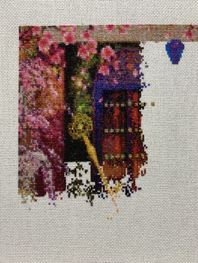 A Stitch In Time August 2020