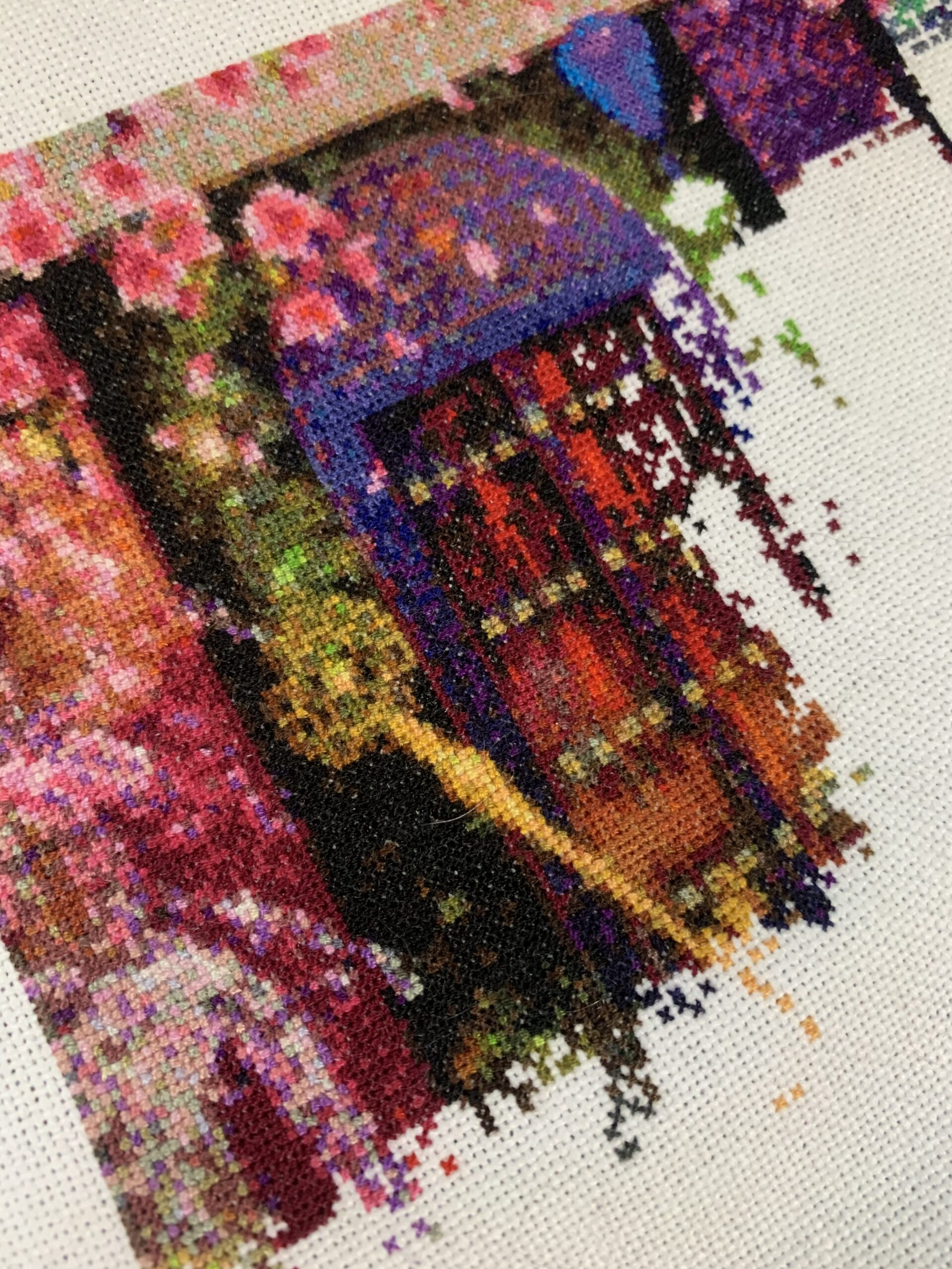 A Stitch In Time September 20