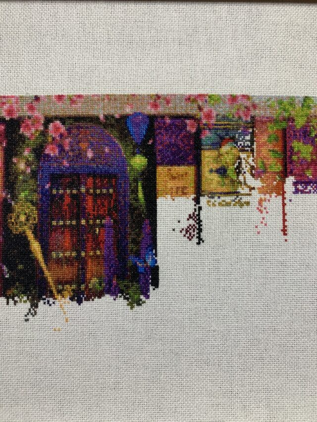 A Stitch In Time October 2020
