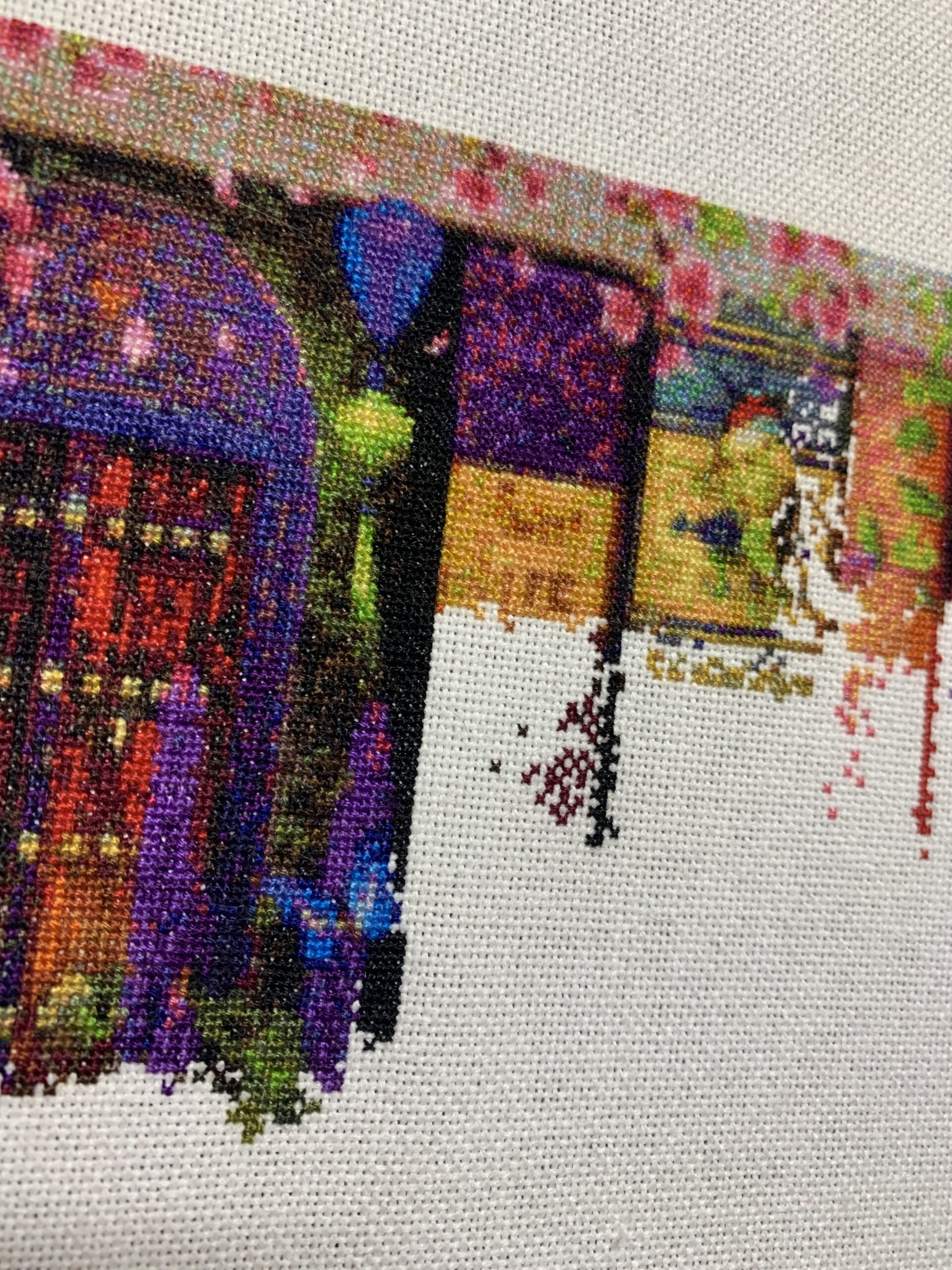 A Stitch In Time October 20